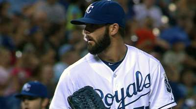 Royals bounce Twins with rubber-game victory