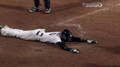 White Sox remontan dos veces para barrer a Yankees