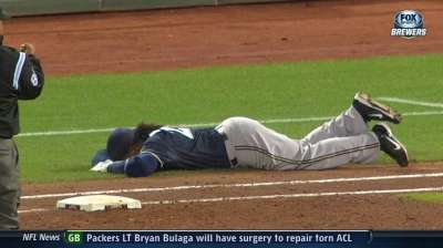 Weeks undergoes surgery for torn hamstring