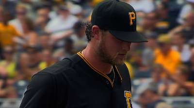 Bucs use off-day to skip Cole in rotation