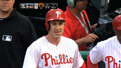 Utley, Phillies come to agreement on extension