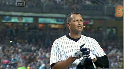 Mixed reviews for A-Rod in 2013 Bronx debut