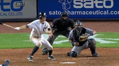 Gardner rakes walk-off, skid-snapping hit for Yanks