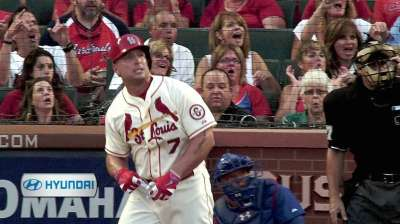 Cardinals can't hold lead as slide reaches four