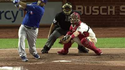 Cubs' eighth-inning rally delivers comeback win