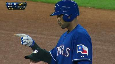 Rios keys late rally as Rangers top Astros