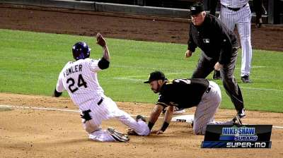 Fowler's thought after slide: concern for friend
