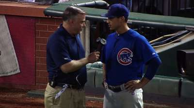 Cubs miffed by opponents' altered rotations