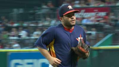 Altuve, Castro return to Astros' lineup