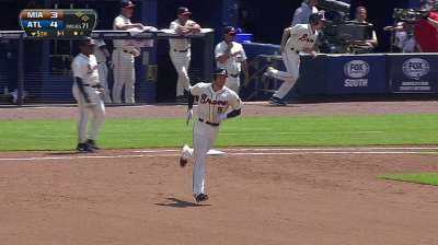 Braves ride big inning to series-clinching win
