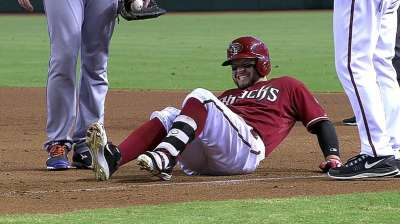 D-backs inhabilitan a Ross por fractura en la cadera