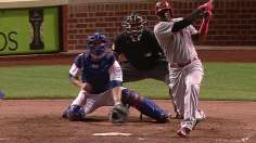 Phillips' late two-run blast punctuates Latos' gem