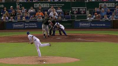 Marlins fishing for outs costly against Royals