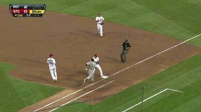 Lambo makes MLB debut; Presley optioned