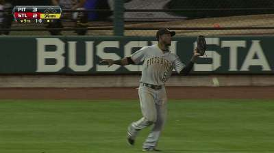 Pirates drop stunner to Cardinals in 14 innings