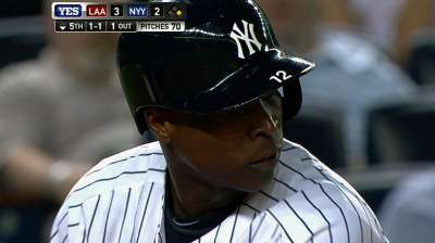 Soriano powers Yanks with two homers, six RBIs