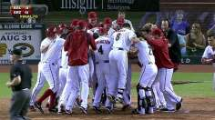 Goldy launches two late HRs to lift D-backs