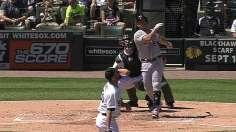 Cabrera's jack, Infante's knock help Tigers snap skid