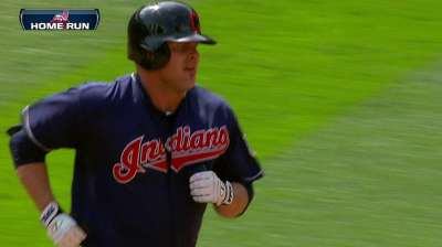 Giambi compares Tribe to A's of last decade