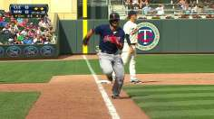 Giambi's homer paves way for Brantley's heroics