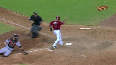 Hill's 14th-inning single caps trio of walk-offs