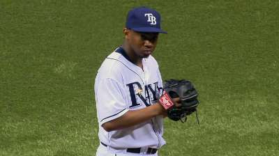Rays trying to win arms race with stout 'pen