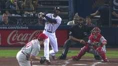 Leading man Heyward sparks Braves' victory