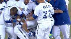 Lawrie's walk-off RBI single lifts Blue Jays in 10