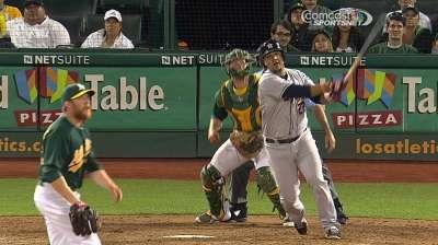 Corporan draws praise from Astros teammates