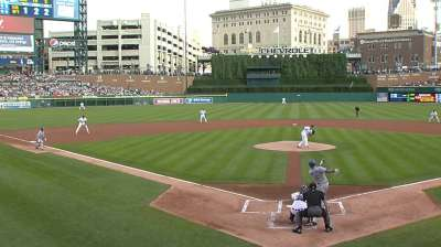 Guthrie, Royals take step back against Tigers