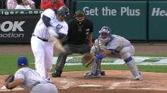 Tigers roll KC behind Dirks' bat, Anibal's arm