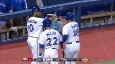 DeRosa comes through in pinch for Blue Jays vs. Sox