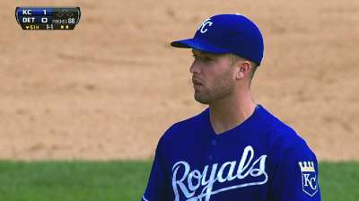 Duffy called up as KC options Davis, Coleman