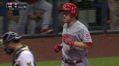 Frazier turning corner after breaking out of slump