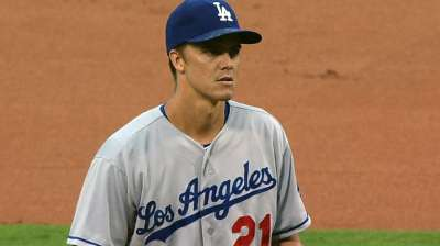 Greinke, Hanley spur Dodgers to ninth straight win