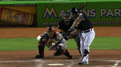 Marlins' outburst not enough to rescue Eovaldi