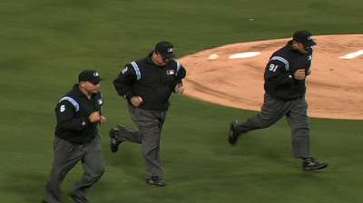 Ex-umpire McKean favors expanded replay