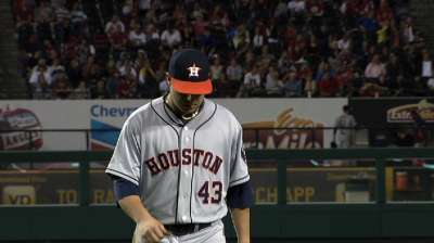 Astros bust out for fifth straight win in Anaheim