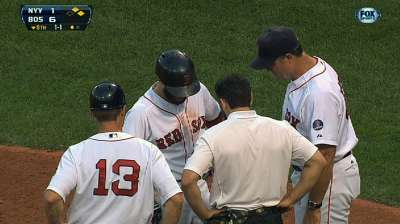 Pedroia's status for series finale never in doubt
