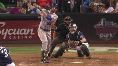 Mejia's injury begins Mets' fall in d'Arnaud's debut