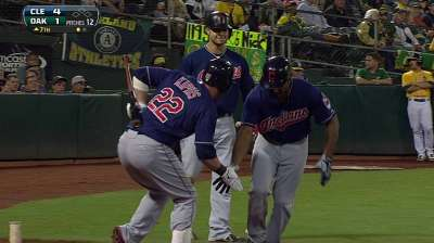 Bourn's steals down, but Francona won't stop him