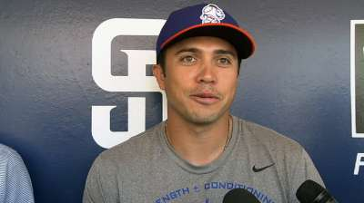 d' Day: Mets unveil d'Arnaud against Padres