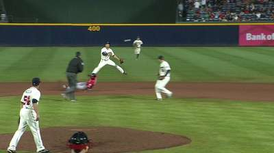 Andrelton's slick glove is unmatched at shortstop