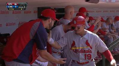 Efficient Wainwright impresses in seven strong