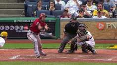 Sweet 16th: Eaton lifts D-backs past Pirates