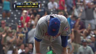 Harvey turns in solid start, but lead slips late