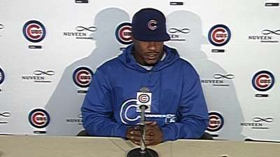 Cubs aim to help Jackson meet expectations