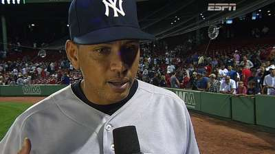 A-Rod confirms he is filing grievance against Yankees