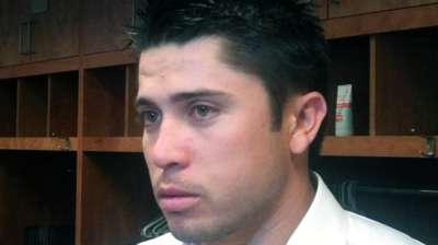 d'Arnaud impressing Mets with framing skills
