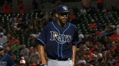 Rays belt two homers, stave off Orioles for win